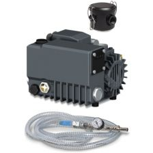 Vacuümpomp 230V 16 m3/uur VP003 met filter en slangset