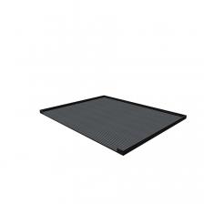 Afdekblad met mat-717x572x20mm