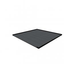 Afdekblad met mat-717x748x20mm