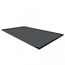 Afdekblad met mat-430x780x20mm
