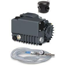 Vacuümpomp 230V 10 m3/uur VP003 met filter en slangset