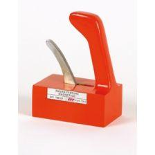 Magnetische plaatheffer 100x60x30 mm 196N met trekker
