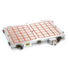 Magneetplaat 300x590 mm met 32 polen 50x50 voor 12.160 daN