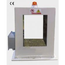 Demagnetiseerder 223 tunnel model Ø200 mm rond 400V 3500W