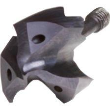 Ø13,90 VHM boorinsert TTD300-3F01-1390-MxP B13 Type 01 Uni