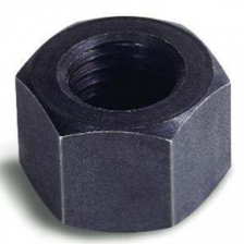 Moer S330 M8 H=8 mm zeskant 13