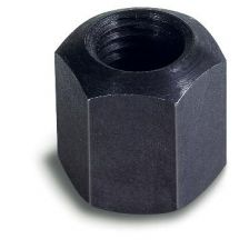 Moer S340 M6 H=9 mm zeskant 10