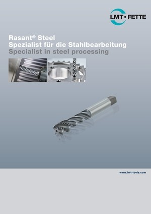 Rasant Steel brochure