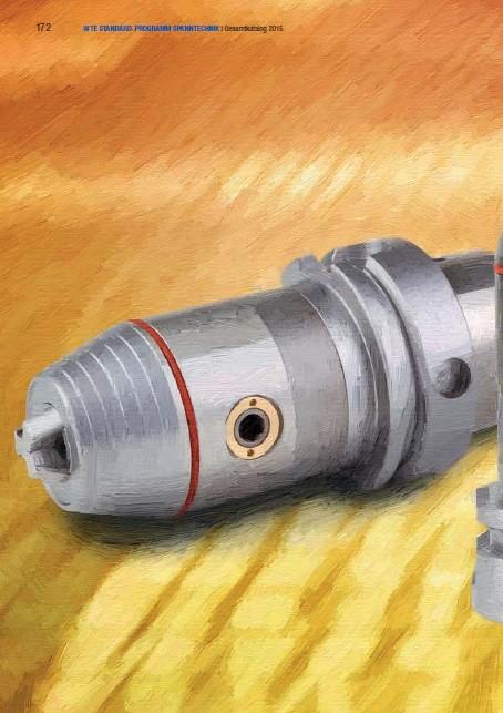 CNC Precisieboorkop