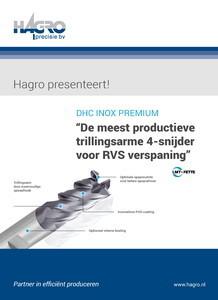 Brochure DHC INOX PREMIUM