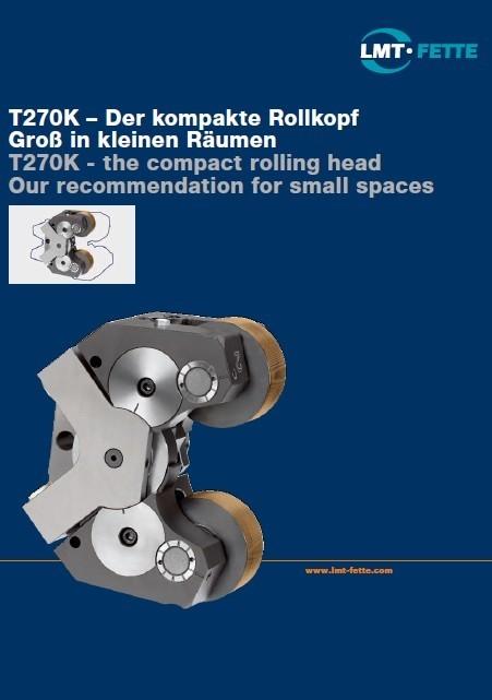 T270K rolkop