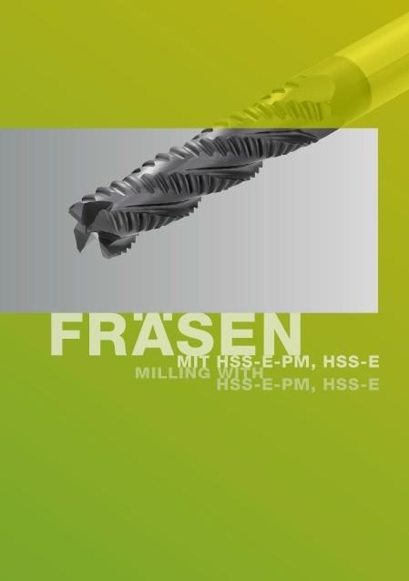 HSS-E frezen / HSS-E PM frezen