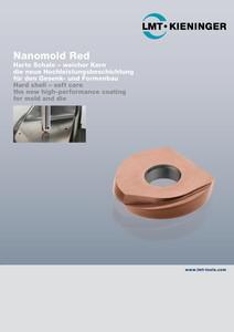 Brochure NanoMold Red