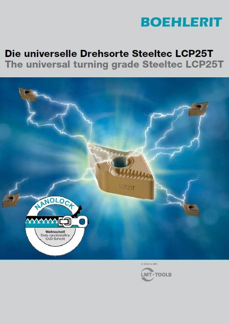 LCP25T Steeltec