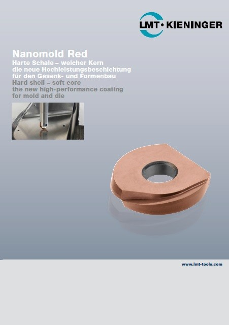 Nanomold Red