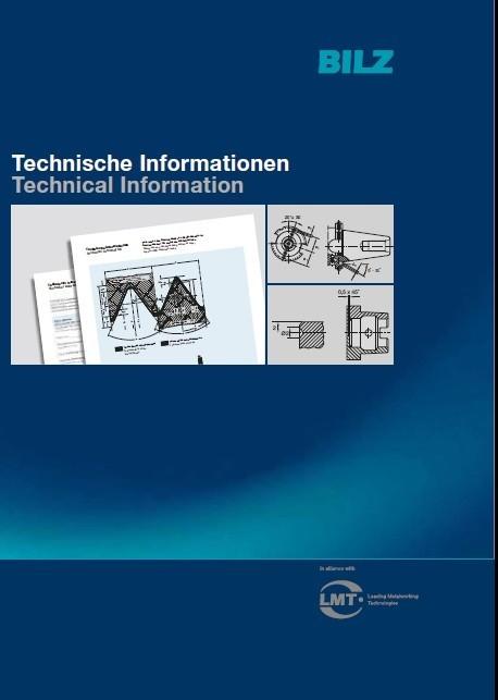 Bilz Technische informatie
