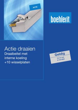 Boehlerit draaiactie 2021/2022