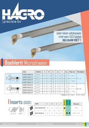 Microdraaien flyer