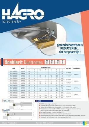 Quattrotec flyer