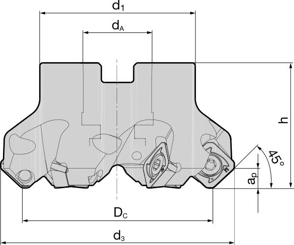 BF45 SE12 illustratie