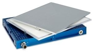 VT022 met adapterplaten