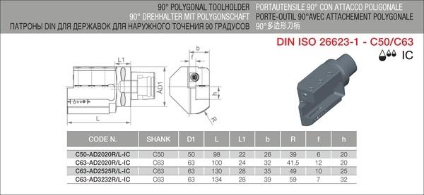 IC-TOOLTEK C63AD
