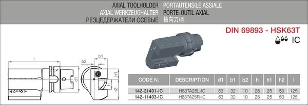 IC-TOOLTEK H63TA25