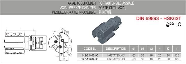 IC-TOOLTEK H63TAT20