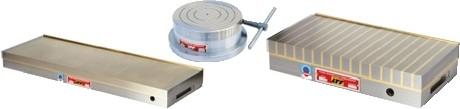 magneetplaten met dwarspolen, permanent