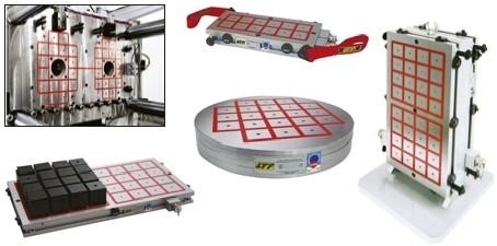 magneetplaten met raster