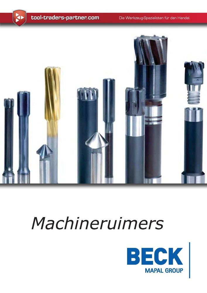 Machineruimers
