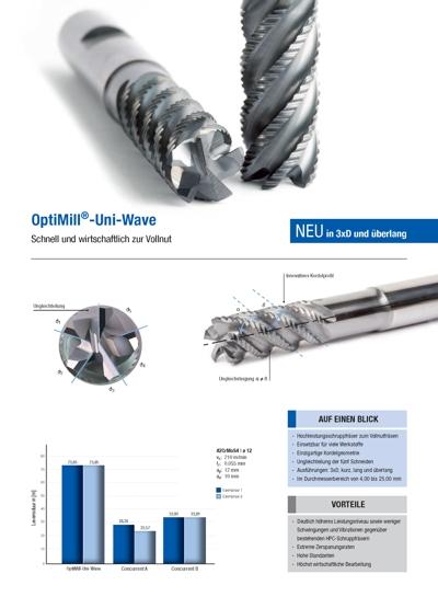OptiMill-Uni-Wave brochure