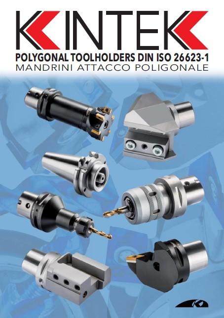 DIN ISO 26623-1 Polygonaal