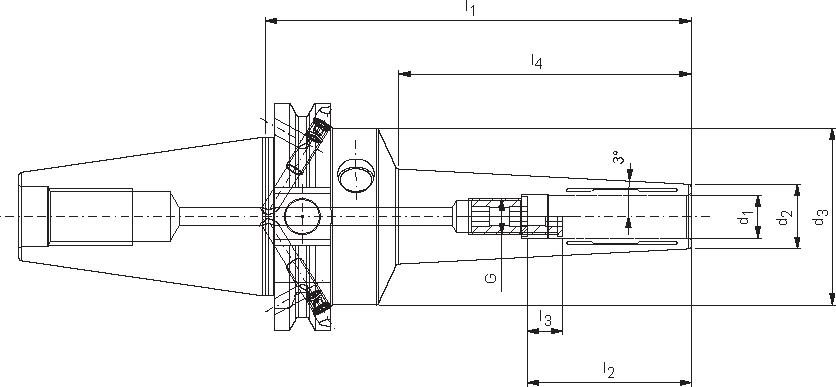 HPH 3° Multi - SK diagram